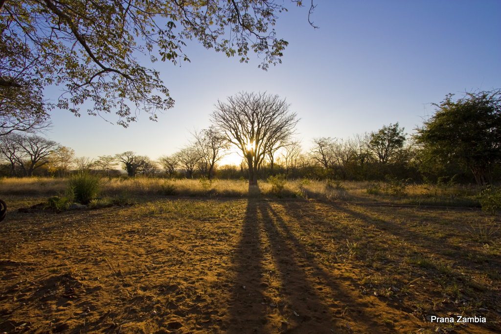 .....over Prana Tented Camp