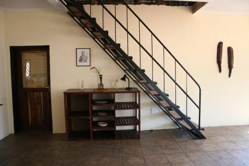 Stairs 2nd floor